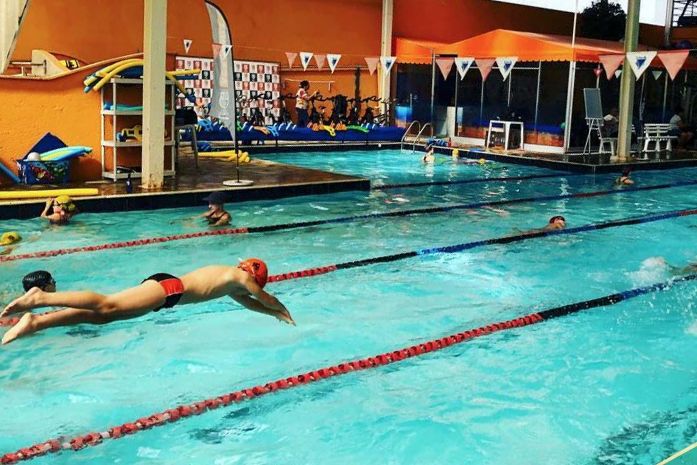 ADOLESCENTES – FLEX TIME Natação infantil no Buritis Academia Espaço Fitness